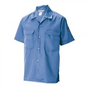 TSDESIGN ティーエスデザイン 半袖開衿シャツ
