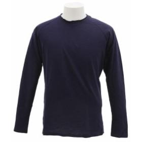 ザ・ワープ・バイ・エネーレ(The Warp By Ennerre)ゴルフウェア ロングスリーブTシャツ 121-25110 98 (Men's)