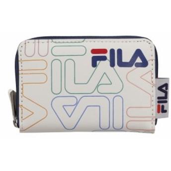 フィラ(FILA)【オンライン特価】グラフィック コインケース FLGR001RFC-WHT (Men's)