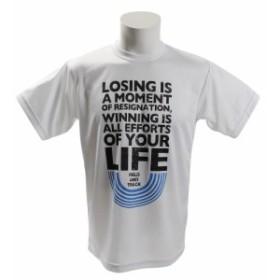 エックスティーエス(XTS)ドライプラス Tシャツ 771G8ES1212 WHT (Men's)