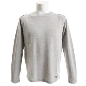 デュアリグ(DUARIG) DFCワッフルロングTシャツ 863D8HD2671 GRY (Men's)