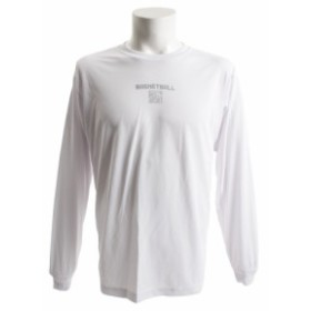 エックスティーエス(XTS)ドライプラス BELIEVE IN MYSELF AND 長袖Tシャツ 751G8CD8713 WHT (Men's)