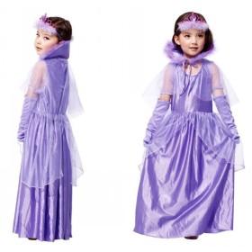 コスプレ衣装 キッズ ワンピース ドレス プリンセス ハロウィン コスプレ 着ぐるみ 女の子 子供 キッズ 変装 仮装 コスチューム G-0046A