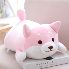 ぬいぐるみ 豆しば 柴犬 かわいい 置物 抱き枕 可愛い 柴犬のコタロウ 誕生日プレゼント 抱きまくら35cm