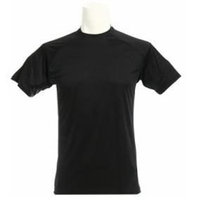 ゼット(ZETT)ハイブリッドアンダーシャツ ローネック半袖 BO1710-1900  (Men's)