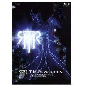 T.M.R. LIVE REVOLUTION '12 −15th Anniversary FINAL−(Blu−ray Disc)/T.M.Revol