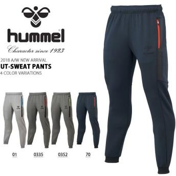 スウェット パンツ ヒュンメル hummel UT-スウェットパンツ メンズ ロングパンツ サッカー トレーニング ウェア 20%OFF HAP8196P