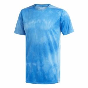 Fitness & Jogging adidas Supernova TKO Short Sleeve Mens Running Top Bekleidung Blue