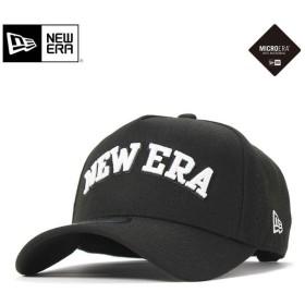 ニューエラ ゴルフ キャップ 帽子 9FORTY ブラック