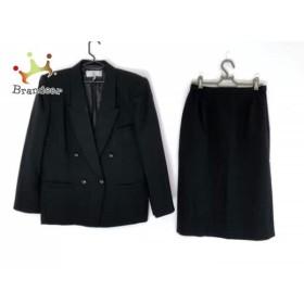 トウキョウソワール Tokyo Soir スカートスーツ サイズ11 M レディース 黒         スペシャル特価 20190711