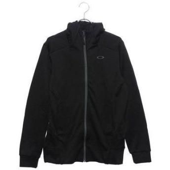 オークリー OAKLEY メンズ スウェットフルジップパーカー Enhance Technical Fleece Jacket.Grid 8.7 46