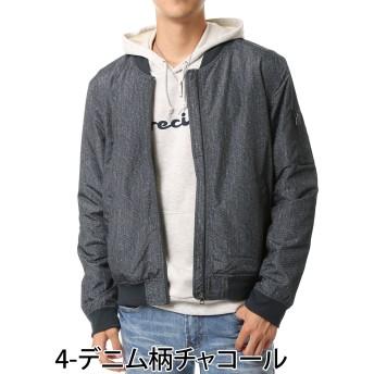 ミリタリージャケット - MC MA-1 メンズ MA-1ジャケット MA1 カモフラ 迷彩 無地 撥水加工 裏暖か ジャンパー アメカジ ジャケット アウター ブルゾン メンズファション 通販 新作