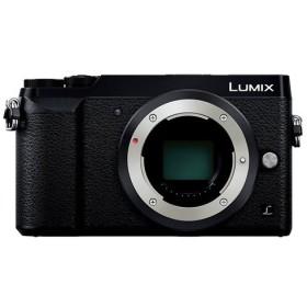 【中古】Panasonic LUMIX DMC-GX7MK2-K ボディ ブラック 欠品あり 未使用