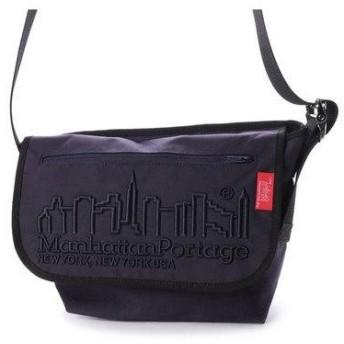 マンハッタンポーテージ Manhattan Portage MP Embroidery Vintage Messenger Bag (D.Navy)