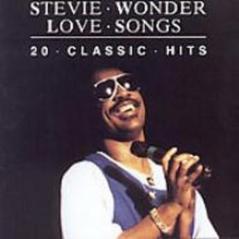 Stevie Wonder/Love Songs - 20 Classic Hits