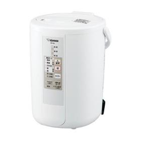 象印(ZOJIRUSHI) スチーム式加湿器(木造8畳まで/プレハブ洋室13畳まで) ホワイト EE-RN50-WA -人気商品-