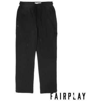 【FAIRPLAY BRAND/フェアプレイブランド】DEMARCO バギークラシックパンツ / BLACK