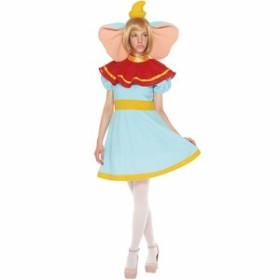 コスプレ 衣装 ダンボ ワンピースディズニー キャラクター レディース 仮装 ハロウィン コス