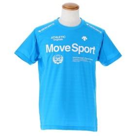 デサント DESCENTE メンズ BRZ TOUGHTハーフスリーブシャツ スポーツ トレーニング 半袖 Tシャツ