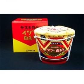 讃岐白味噌 2kg(化粧桶入り)