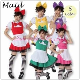 アイドル ももクロ メイド コスプレ コスチューム 衣装 レディース 仮装 ハロウィン パーティ