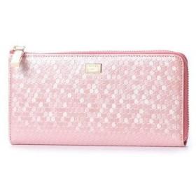 ナチュラルビューティー バッグアンドウォレット NATURAL BEAUTY BAG & WALLET シャイニードット (ピンク)