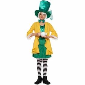 マッドハッター 帽子屋 不思議の国のアリス ディズニー 公式 コスプレ 衣装 キャラクター レ