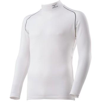MIZUNO SHOP [ミズノ公式オンラインショップ] ブレスサーモ バイオギアシャツ[ユニセックス] 01 ホワイト F2JJ8582