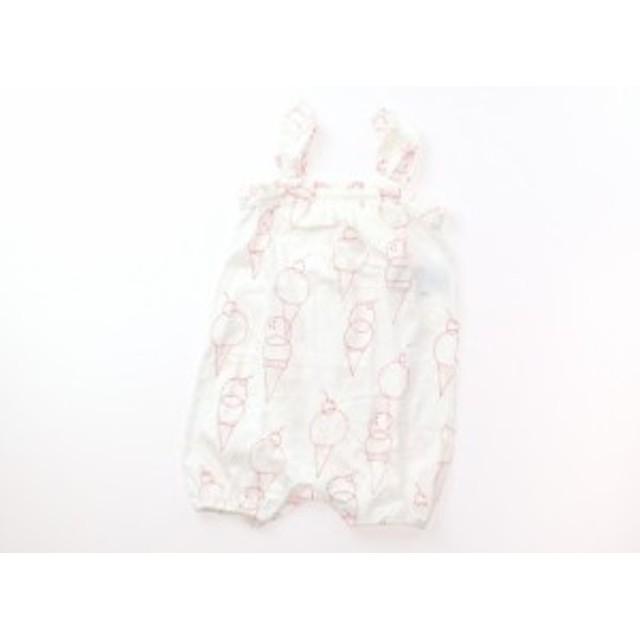 347ad62994ed7 ギャップ GAP カバーオール 70サイズ 女の子 USED子供服・ベビー服 ...