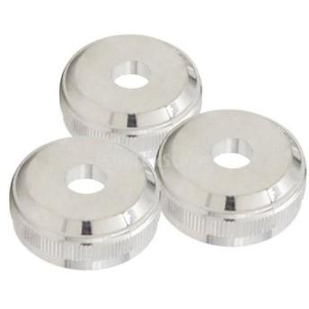3個セット トランペット サックス用 ボタン ノブ フィンガーボタン 交換部品 リペアパーツ
