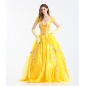 1dcf4e31c9498 衣装服 ドレス ハロウィン パフォーマンス 舞台衣装 パーティー歌手服 イベント女ダンス ベル 風