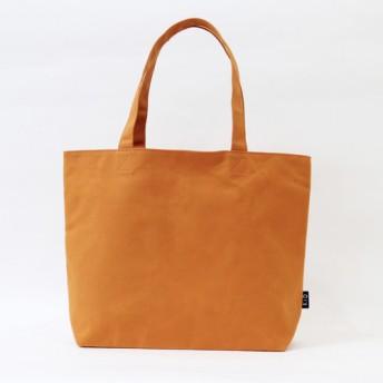 KiDトートバッグ - Orange & Charcoal