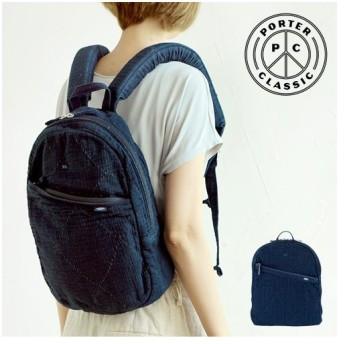Porter Classic × muatsu ニュートン 刺し子 デイパック PC-050-956