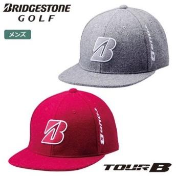 BRIDGEASTONE GOLF ブリヂストンゴルフ TOUR B メンズ フラットキャップ CPWG85 2018秋冬
