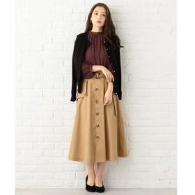 any FAM / エニィファム 【WEB限定】チノタック スカート