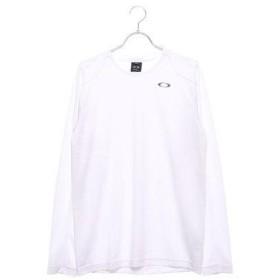 オークリー OAKLEY メンズ テニス 長袖Tシャツ ENHANCE LS CREW 8.7.02 434249