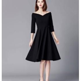 結婚式ドレス お呼ばれ ワンピース 結婚式二次会 20代 30代 40代 ワンピドレス ワンピースドレス 結婚式 お呼ばれドレス パーティドレス