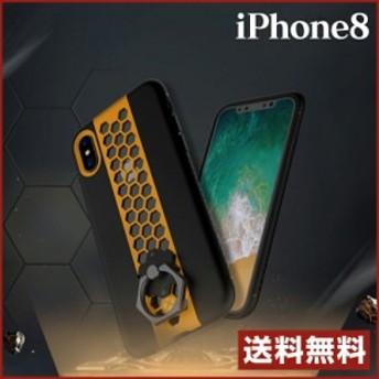 在庫限り! 【送料無料】iphone x ケース 耐衝撃 iphonex カバー tpu ハードケース アイフォン8ケース ブランド iPhone8 ケース iPhone