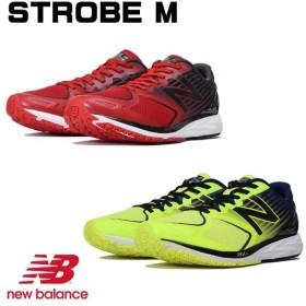 ランニングシューズ ニューバランス NewBalance メンズ STROBE MSTRO RM2 RH2 2E マラソン ジョギング