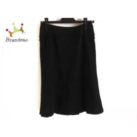 トゥービーシック TO BE CHIC スカート サイズ40 M レディース 黒         スペシャル特価 20191017