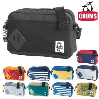 チャムス CHUMS ショルダーバッグ SWEAT NYLON スウェットナイロン Mini Square Shoulder Sweat Nylon ミニスクエアショルダー メンズ レディース ch60-2681
