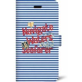 83021a43e2 iphone5/iphone5s/iphoneSE用レザーケースカバー (ロンドンストライプ)赤 ...