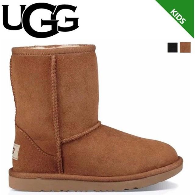 UGG アグ ムートン ブーツ CLASSIC II レディース 1017703K