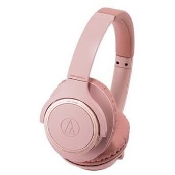 オーディオテクニカ Bluetooth対応 ダイナミック密閉型ヘッドホン(ピンク) audio-technica ATH-SR30BT-PK 返品種別A