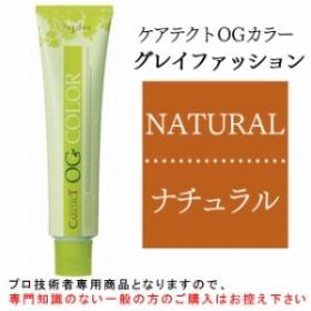 ナプラ ケアテクト OG カラー <グレイファッション> ナチュラル 80g 医薬部外品