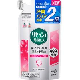 リセッシュ 除菌EX ピュアソープの香り つめかえ用 (320mL)