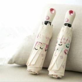 傘 折りたたみ傘 レディース 軽量 かわいい おしゃれ 晴雨兼用 日傘 折りたたみ 遮光 コンパクト 花柄 送料無料