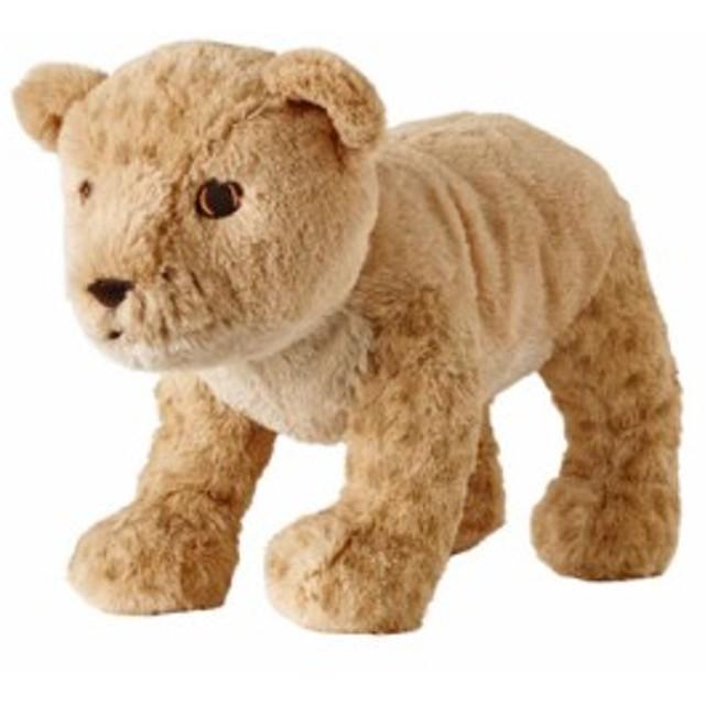 【IKEA イケア】【DJUNGELSKOG ジュンゲルスコグ】ソフトトイ ライオン 赤ちゃん ぬいぐるみ キッズ ベビー 子供 おもちゃ
