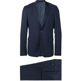 Mauro Grifoni classic two piece suit - ブルー