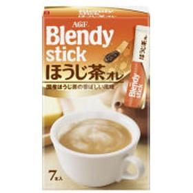 味の素AGF ブレンディ スティック ほうじ茶オレ 1箱(7本入)